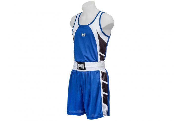 Boxing Short & Top, Adult - MB6474, Metal Boxe