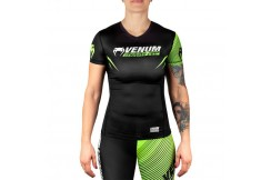 Woman Rashguard - Short Sleeves - Training Camp 2.0 - Venum