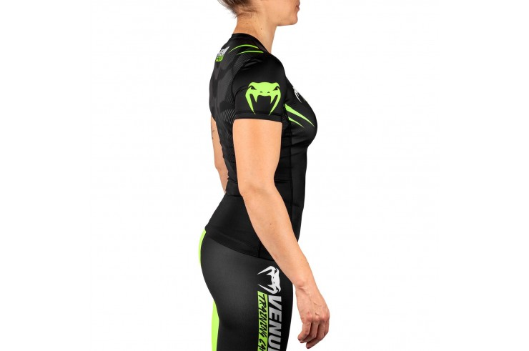 Woman Rashguard - Short Sleeves - Training Camp 2.0 - Venum