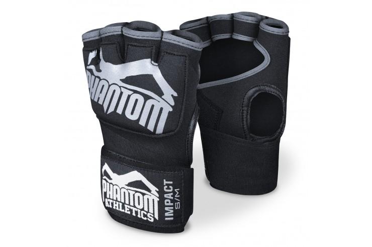 Undergloves with Handwraps - Impact Gel, Phantom Athletics