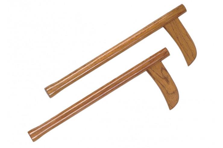 Wooden Kamas, Kwon