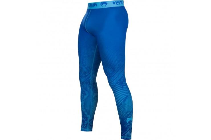 [Final de serie] Pantalón de compresión - L - Azul - Fusión, Venum