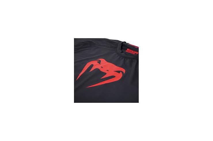 [Destock] Camiseta de compresión - XL - Negro / Rojo - Contender, Venum