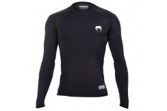T-shirt de compression, manches longues S - Contender 2.0, Venum