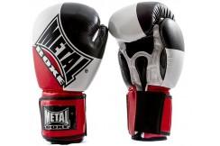 Gants Compétition Pays - MB221, Metal Boxe