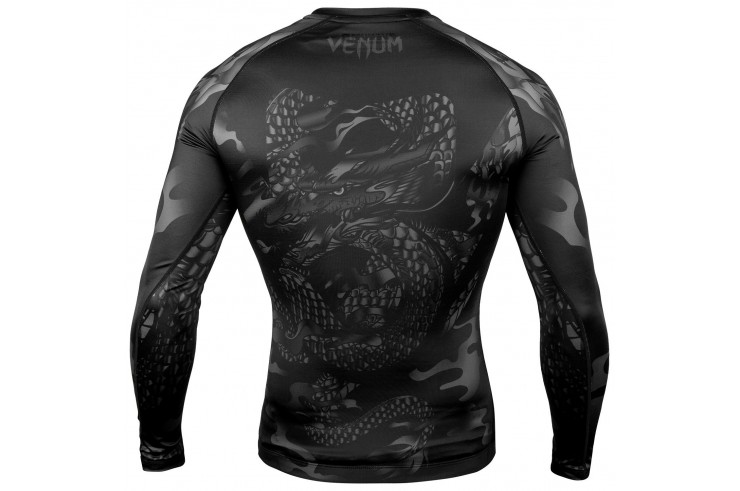 Rashguard, manches longues - Dragon's Flight, Venum