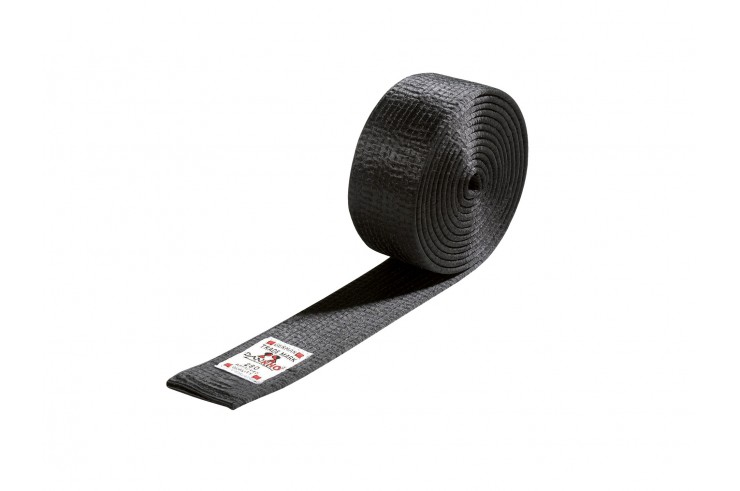 Budo Belt - Black, Danrho