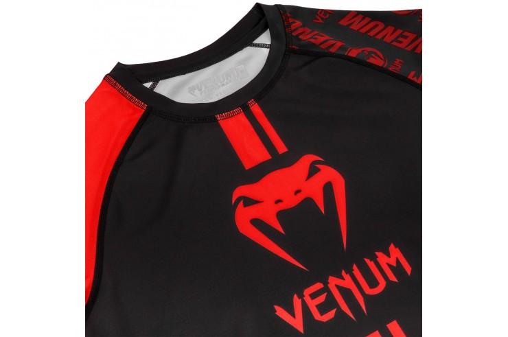 Rashguard, mangas largas - Logos, Venum
