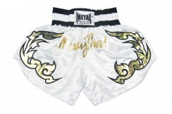 Short Boxeo Thai, Metal Boxeo TC63-W/N/O