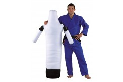 Judo Training Dummy - White, Kwon