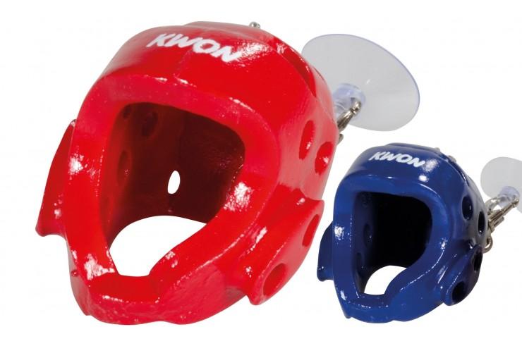 Key ring, AIBA helmet - Suction cup