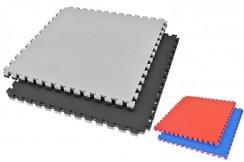 [Destock] Tatami rompecabezas Negro/Gris, 4,5cm