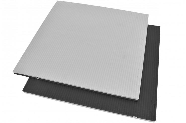 [Destock] Puzzle Mat, 4.5cm, Black/Grey, Rice Straw pattern, Grappling Workout