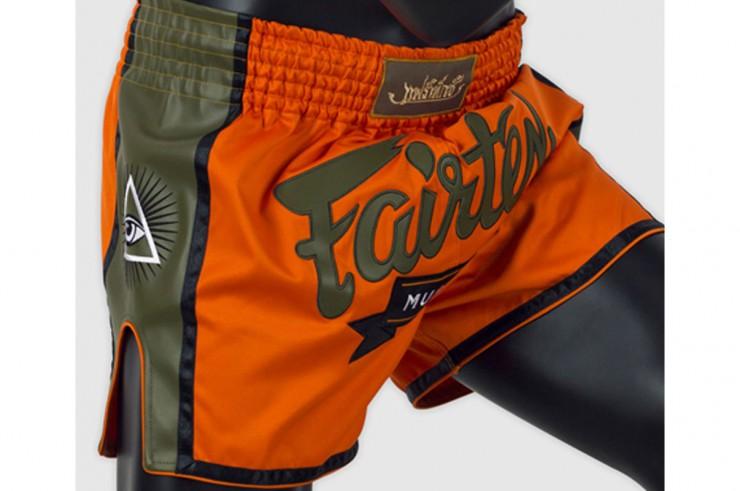 Pantalones cortos de boxeo tailandés - Fairtex