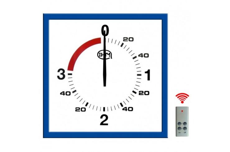 Pendule murale, Boxe anglaise - Avec télécommande sans fil, IHM