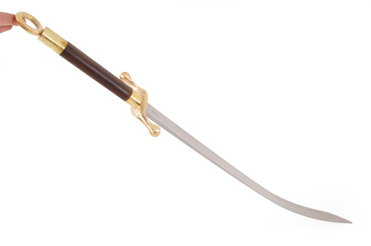 Nan Dao Broadsword (Southern Style, Modern) Competition - Flexible