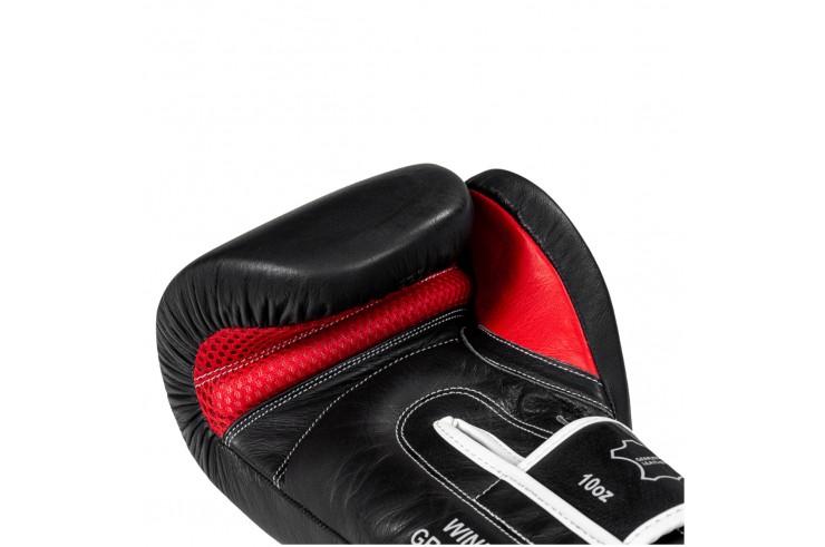 Gants de boxe Cuir, OKO - GRGAN210N, Metal Boxe