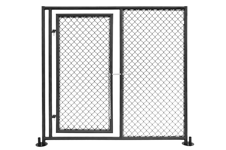 Panel De Jaula MMA, Individual, Con Puerta