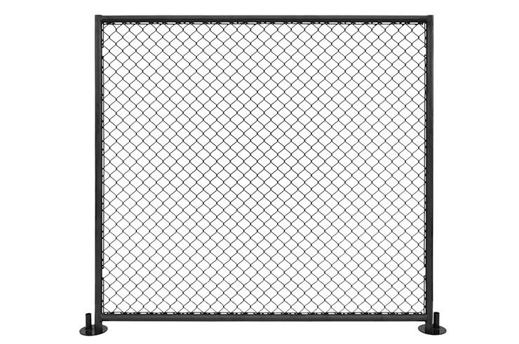 Panneau de cage MMA, 7 x 7 m - 289 x 187 cm