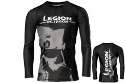 Rashguard manches longues, Legion Octagon