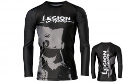 Rashguard with long sleeves, Legion Octagon