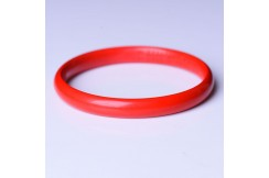 Thin bracelet, Red Cinnabar