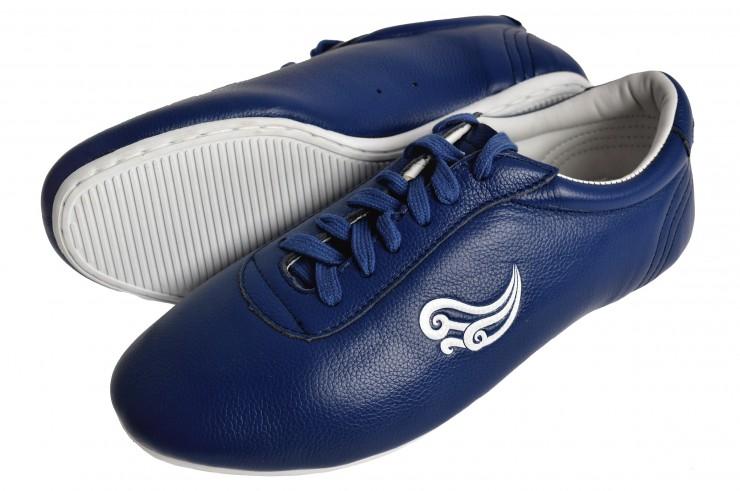 «Jinji» Wushu Shoes, Blue (Size 42)