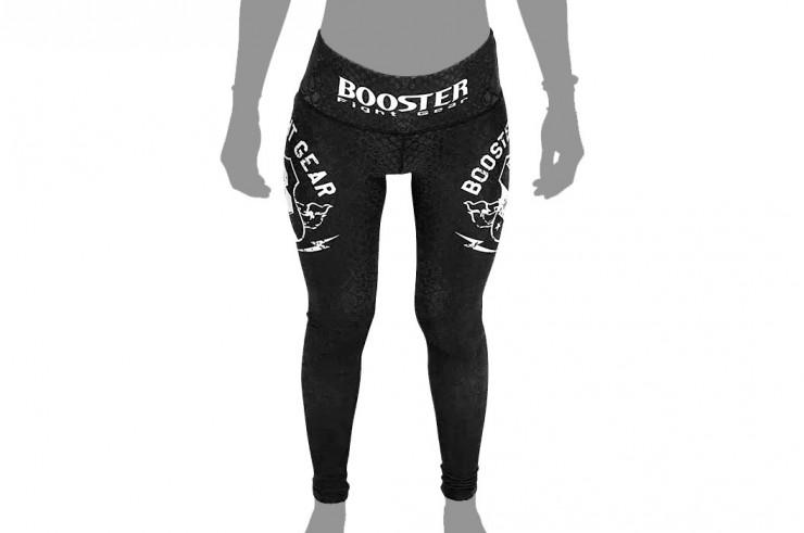 Legging de Sport, Femme - Electric Scales, Booster