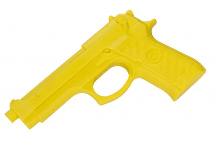 Rubber Gun, Beretta - ARE416, Metal Boxe