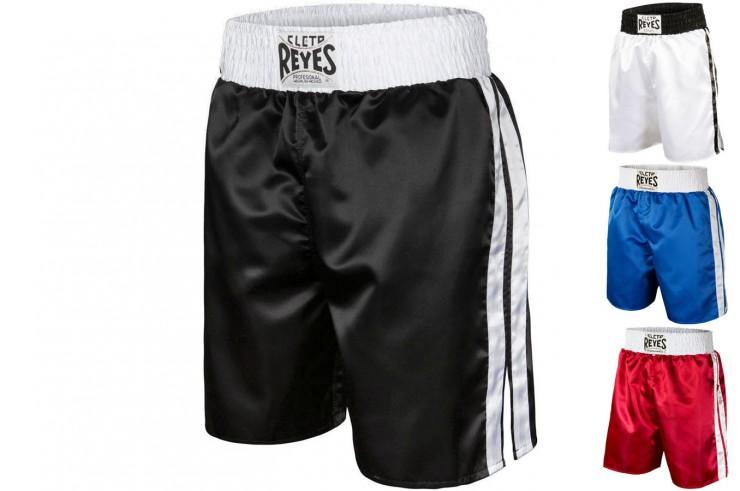 English Boxing Short Satin, Reyes
