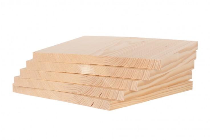 Planches de casses - Pin Rouge Allemand (lot de 5)