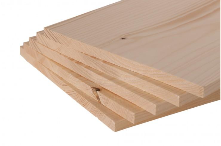 Breaking boards - German Red Pine (set of 5)