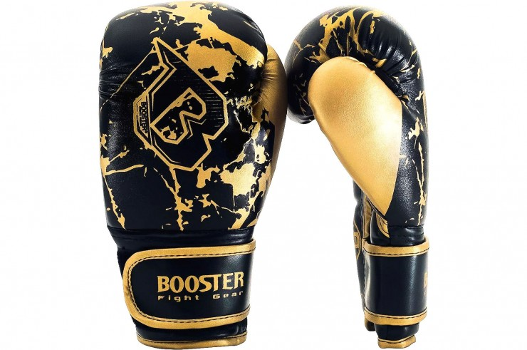 Kids Boxing Gloves «Marble», Booster