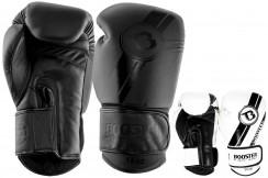 Guantes de boxeo, Cuero - BGL V3, Booster