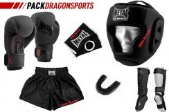 Pack especial para mujeres (4-12 años), Mini Black - Metal Boxe