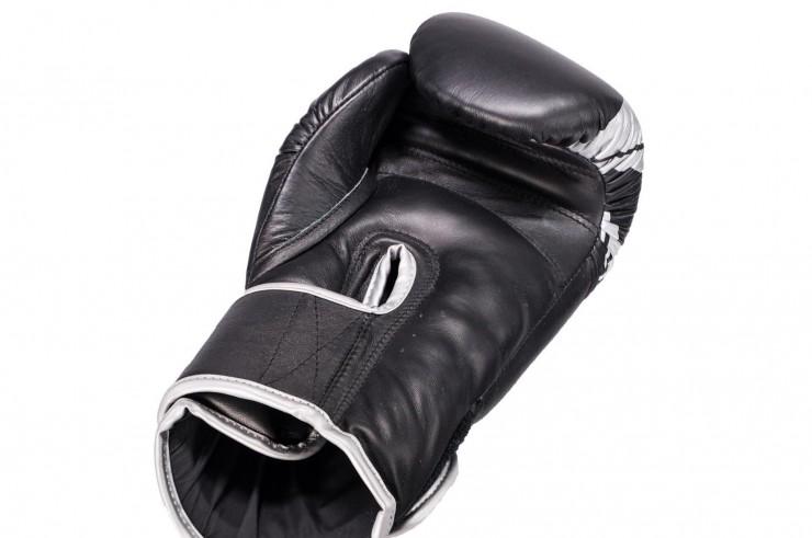 Gants de Boxe Cuir - BGL1 V3, Booster