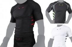 Rashguard, short sleeves - Uncage, Elion