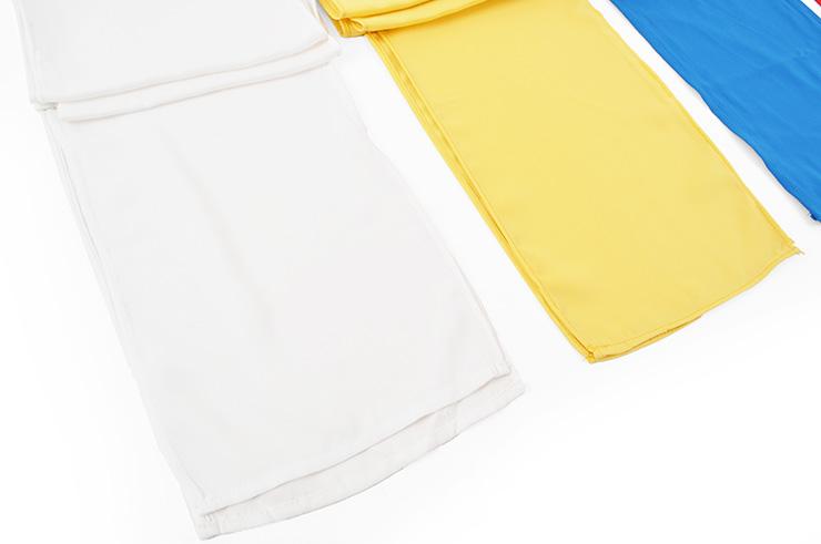 Classical belt - White