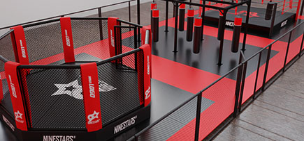 Cages MMA